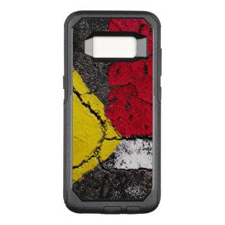 Pavement Road Paint - Cool - Fun OtterBox Commuter Samsung Galaxy S8 Case