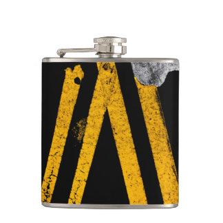 Pavement Road Traffic Marking Lines - Cool - Fun Flask