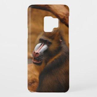 Pavian/Baboon Case-Mate Samsung Galaxy S9 Case