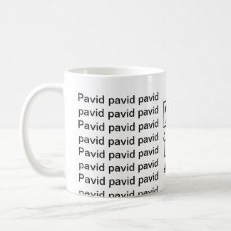 Pavid… Taza Básica Blanca