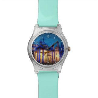 Pavilion Entrance Wrist Watches