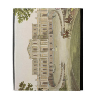 Pavilion of Haarlem, from 'Choix des Monuments, Ed iPad Folio Cover
