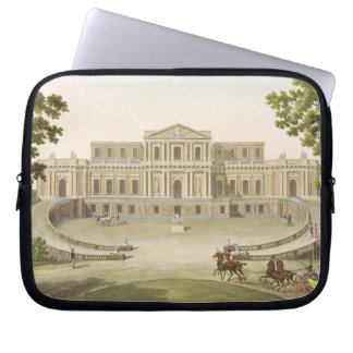 Pavilion of Haarlem, from 'Choix des Monuments, Ed Laptop Computer Sleeves