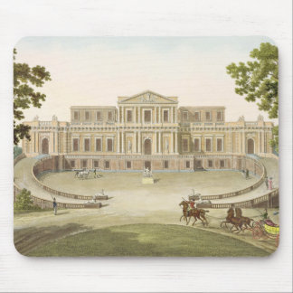 Pavilion of Haarlem, from 'Choix des Monuments, Ed Mouse Pad