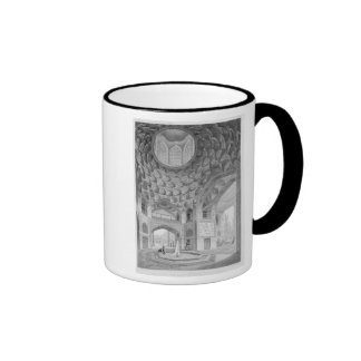 Pavilion of the Eight Paradises, in Isfahan, from Ringer Coffee Mug