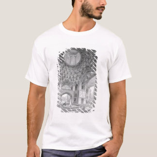 Pavilion of the Eight Paradises, in Isfahan, from T-Shirt