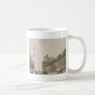 Pavillon de Flore in 1839 Coffee Mug
