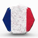 Pavillon de la France  Flag of France Award