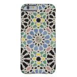 Pavimento de mosaico en Alhambra, 'del árabe Funda De iPhone 6 Barely There