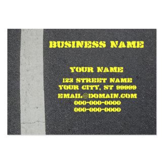 Paving Large Business Card