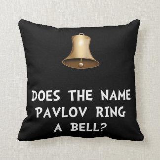 Pavlov Ring Bell Pillows