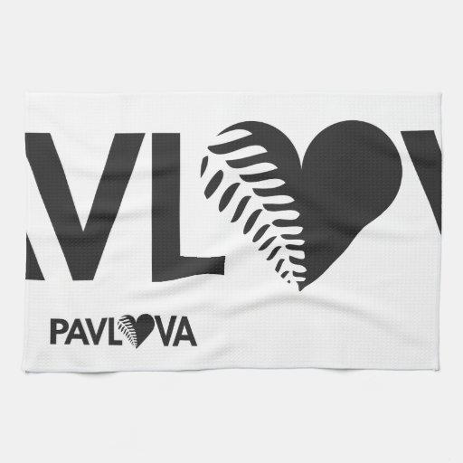 Pavlova Kitchen Towel 1
