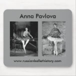 Pavlova Mousepad temático español