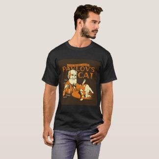 """Pavlov's cat"" little known failure tee shirt"