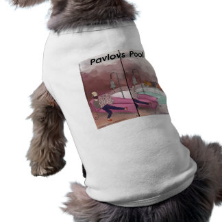 Pavlov's Pool Funny Cartoon Shirt