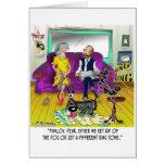 Pavlov's Ring Tone Greeting Card