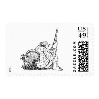 pavo del cazador del davholle envio