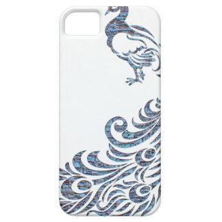 Pavo real #2 iPhone 5 carcasa