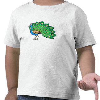 Pavo real de Ponce Camiseta