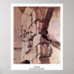 Pavo real de Sandro Botticelli Impresiones