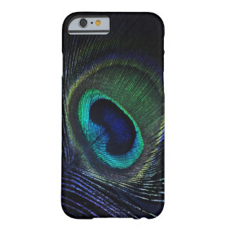 Pavo real funda de iPhone 6 barely there