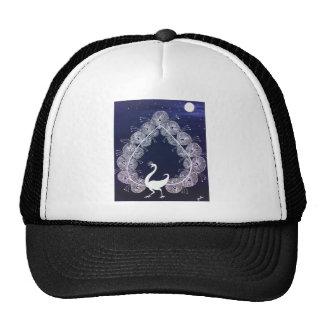 Pavo real gorra