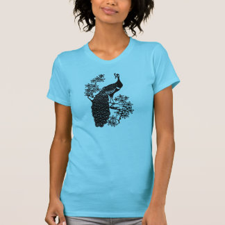 Pavo real t-shirt