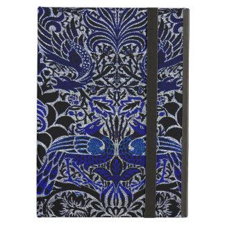 Pavo real y dragón de William Morris