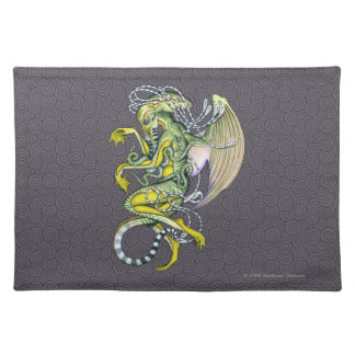 Pavor Cthulhu Placemat 2 Manteles