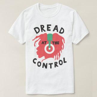 Pavor en la camiseta de Rasta DJ de la copia del Remera
