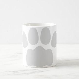 Paw 2 coffee mug