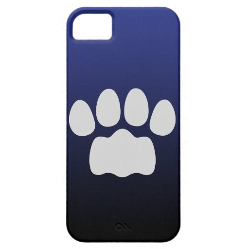 Paw 2 iPhone 5 cover