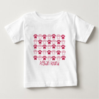 Paw by Paw Afghan Hound Baby T-Shirt