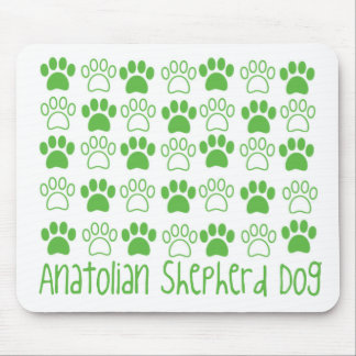 Paw by Paw Anatolian Shepherd Dog Mouse Pad