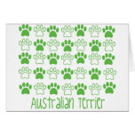 Paw by Paw Australian Terrier Cards