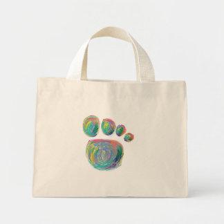 paw canvas bag