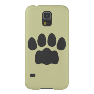 Paw Galaxy S5 Cases