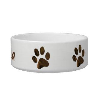 Paw castings bowl