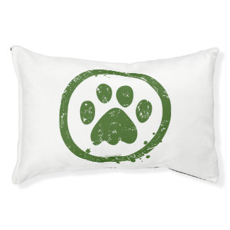 Paw Dog Bed Small Dog Bed