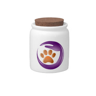 Paw Friendly Candy Dishes