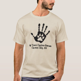 Paw in Hand Tee
