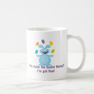 Paw is My Easter Bunny Coffee Mug