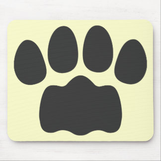 Paw Mouse Pads