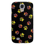Paw Painting Galaxy S4 Case
