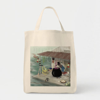 Paw Paw Doc Cooking Tote Bag