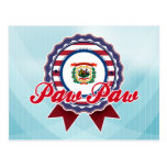 Paw Paw, WV Post Cards