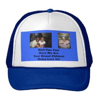 Paw Paw's Grand Children Hat