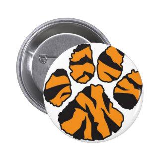 Paw Pinback Button