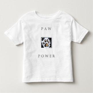 Paw Power Toddler T-shirt