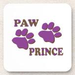 Paw Prince Coaster